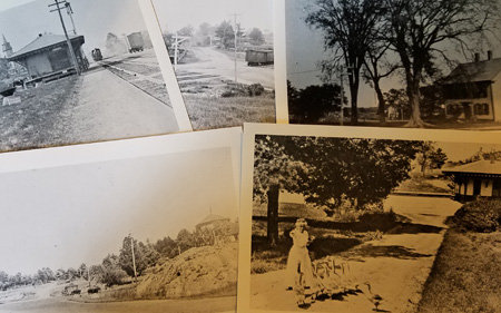 Set of Sandown Postcards