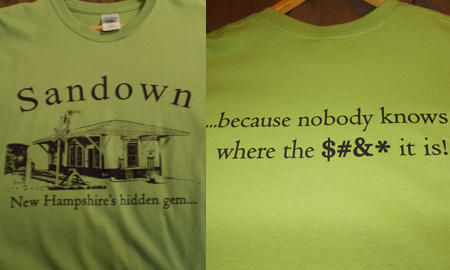 Sandown Hidden Gem T-Shirts